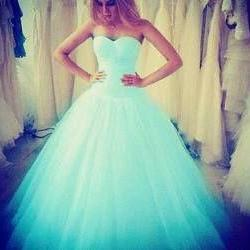 Prom Dress,Mint Green Prom Dress,Lo..