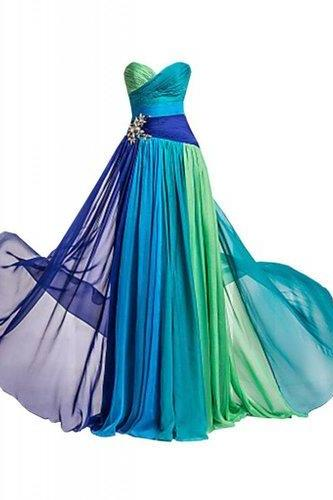 Blue Prom Dresses,Green Evening Gowns,Sexy Formal Dresses,Prom Dresses,Evening Gown,Sweetheart Evening Dress,Chiffon Prom Dresses