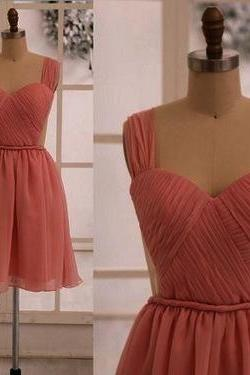 New Arrival bridesmaids dresses, Sexy bridesmaid dress, Cheap bridesmaid dresses,short Bridesmaid Dresses