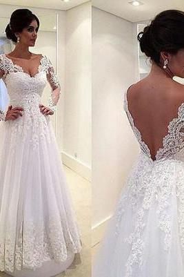 Wedding Dresses,Sexy Wedding Dresses,Lace Wedding Dress 2016,Birdal Gowns