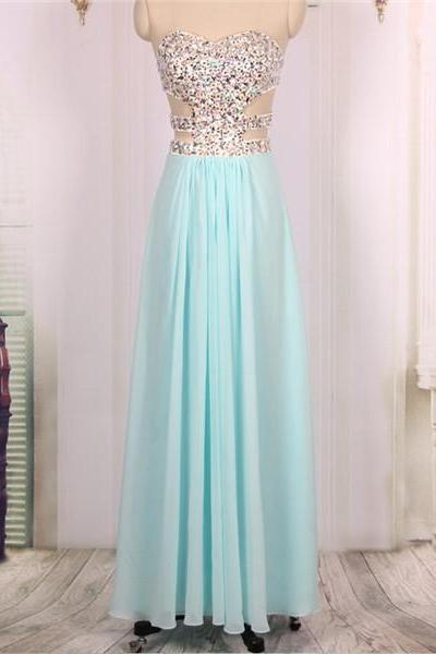 New Prom Dress,Charming Prom Dresses,Long Evening Dress,Sexy Evening Gown