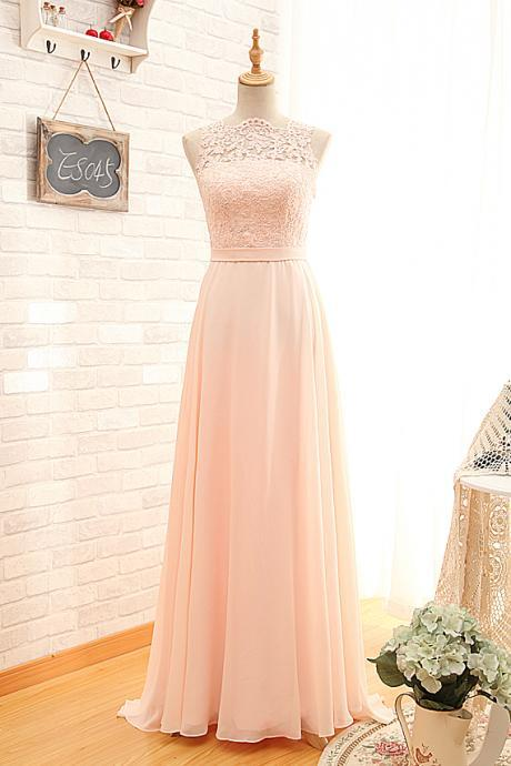 Bridesmaid Dress,Chiffon Bridesmaid Dress,A-line Bridesmaid Dress,Wedding Party Dress
