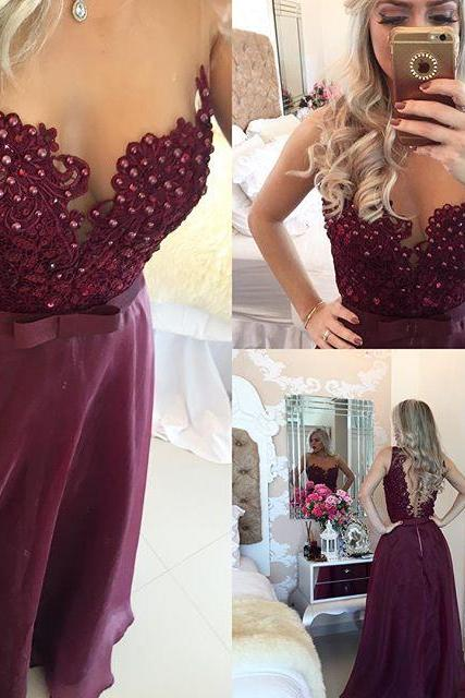 Sexy Prom Dresses, Prom Dress,Long Evening Dress, Formal Dress,Prom Party Dress