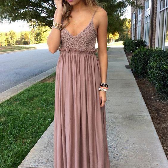 Prom Dress,Lace Prom Dress,Long Prom Dress,Evening Formal Dress
